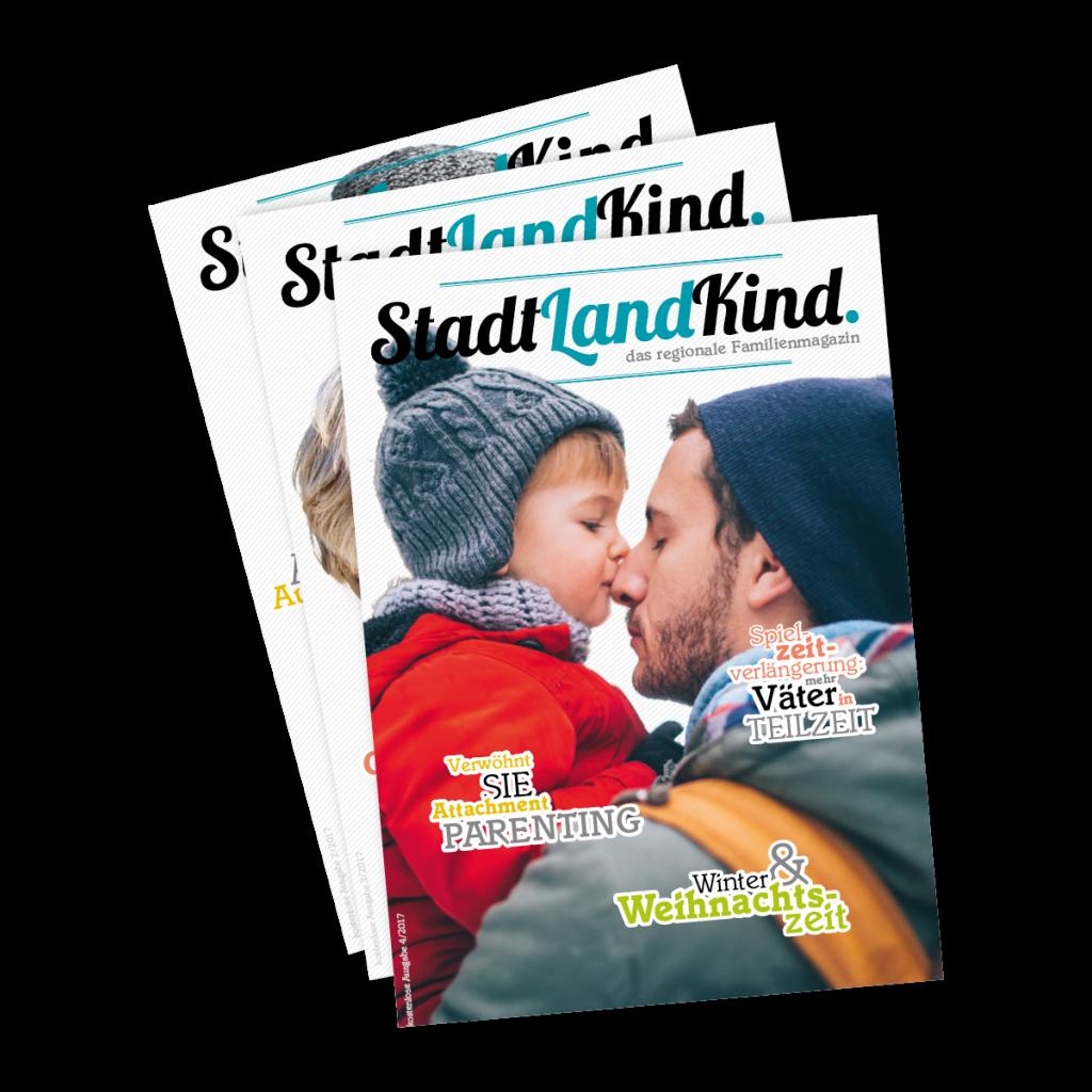 StadtLandKind. Familienmagazin