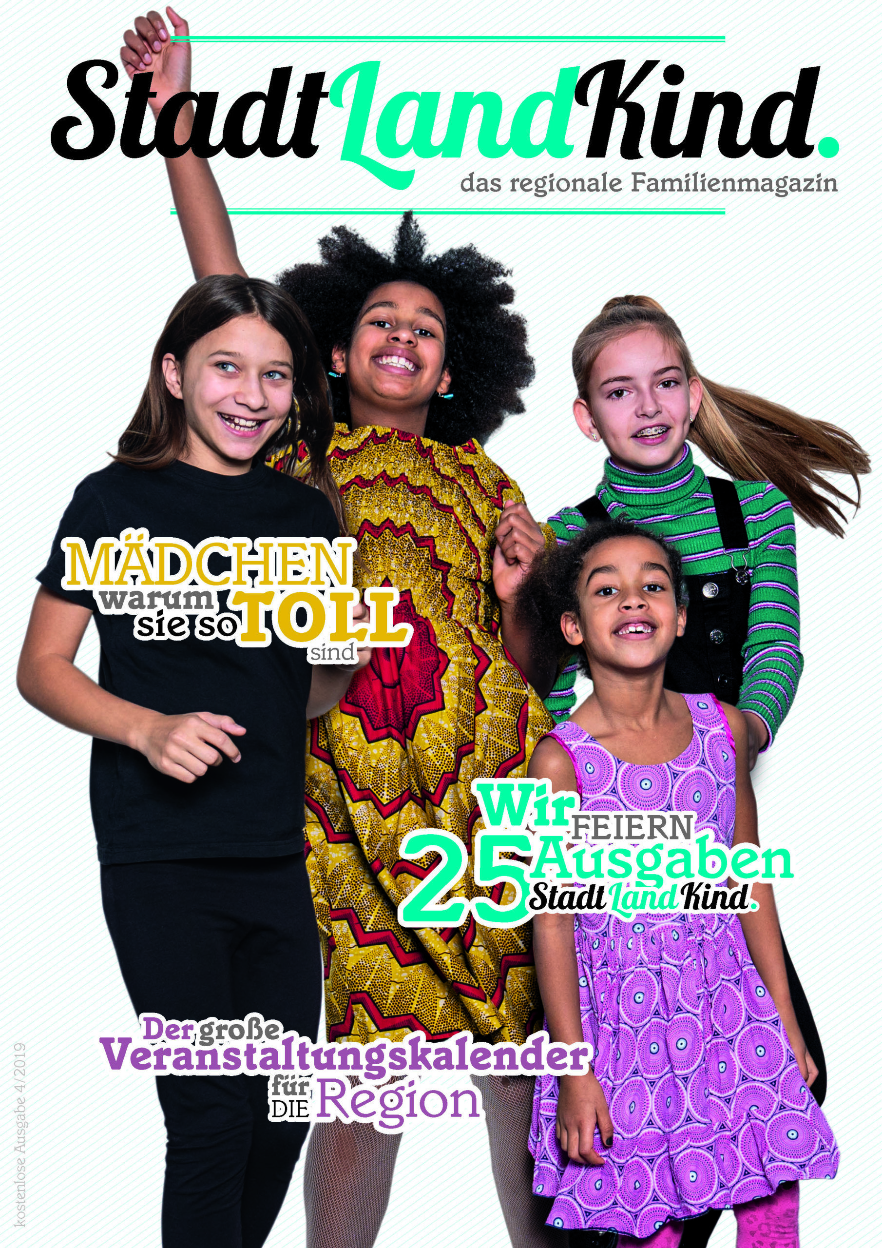 Cover Ausgabe 25
